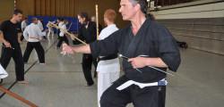 Jörg Kunst aus Bad Zwischenahn, 6. DAN Shotokan.